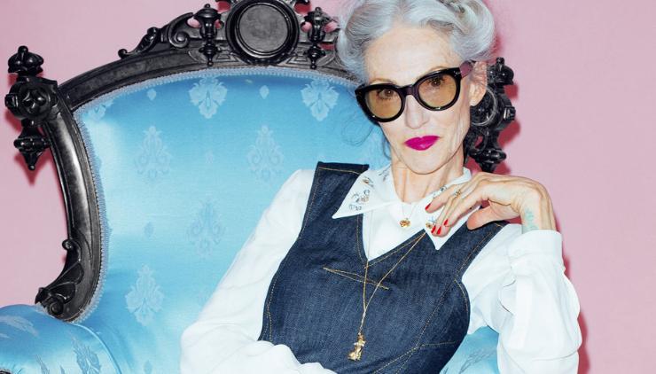 Linda Rodin - the art of stylishly aging