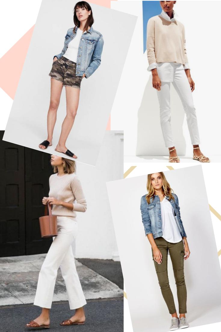 spring summer trends 2019 neutrals